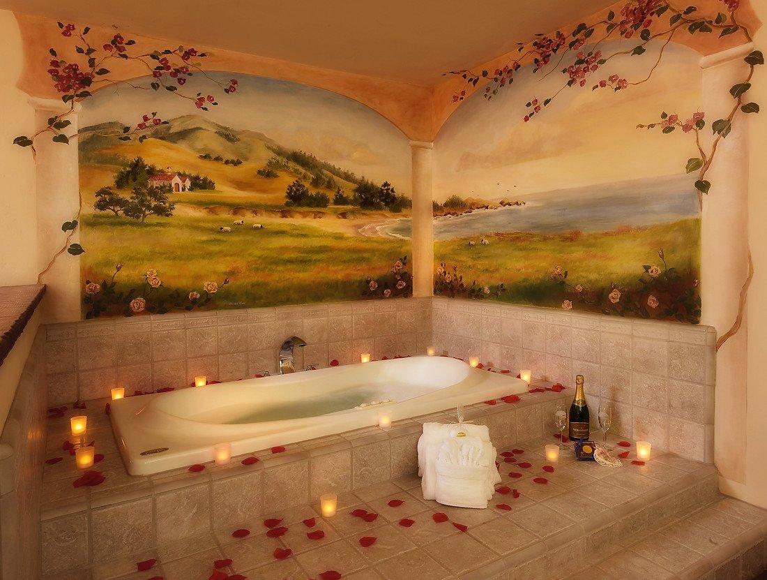 Romantic Jacuzzi Room