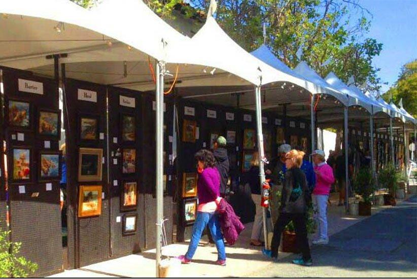Carmel Art Festival