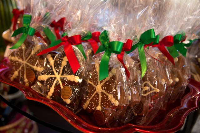Carmel for Foodies-- holiday cookies