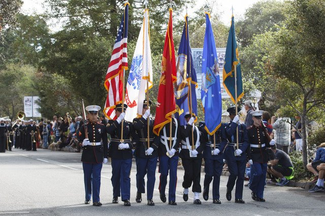 Parade Color Guard