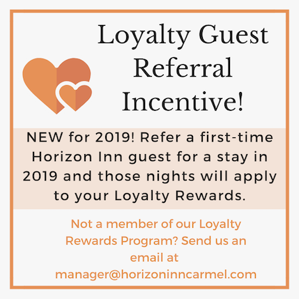 Loyalty Referral incentives