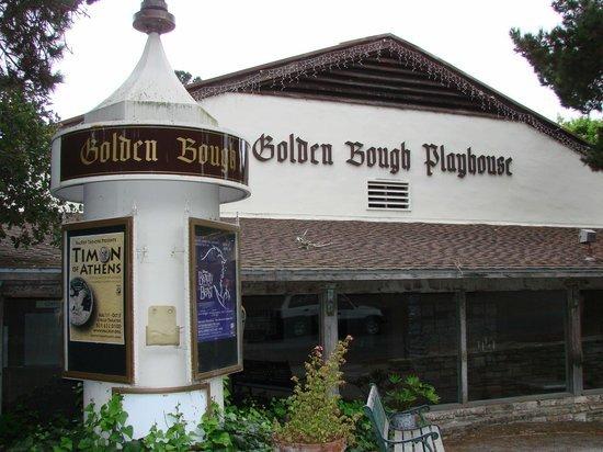 Golden Bough Playhouse Carmel
