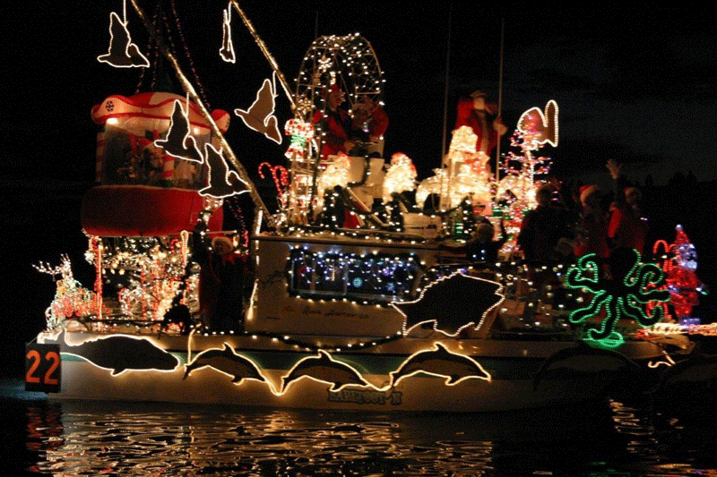 lLghted Boat Parade
