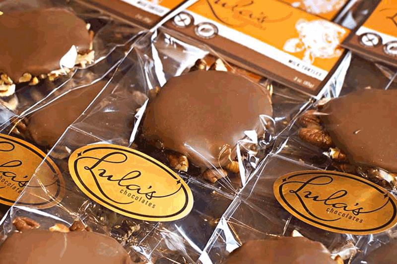 Lula's chocolates