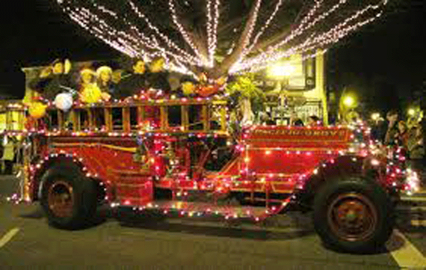Pacific Grove Parade of Lights