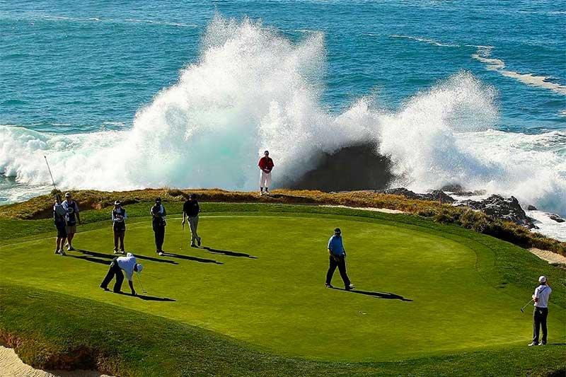pebble Beach Invitational Golf
