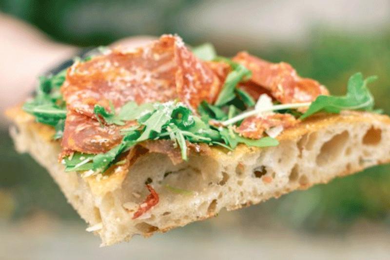 Rise + Roam Pizza