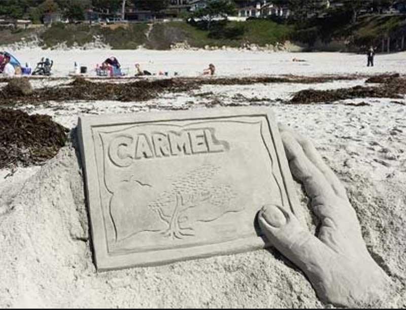 Annual Sandcastle Contest