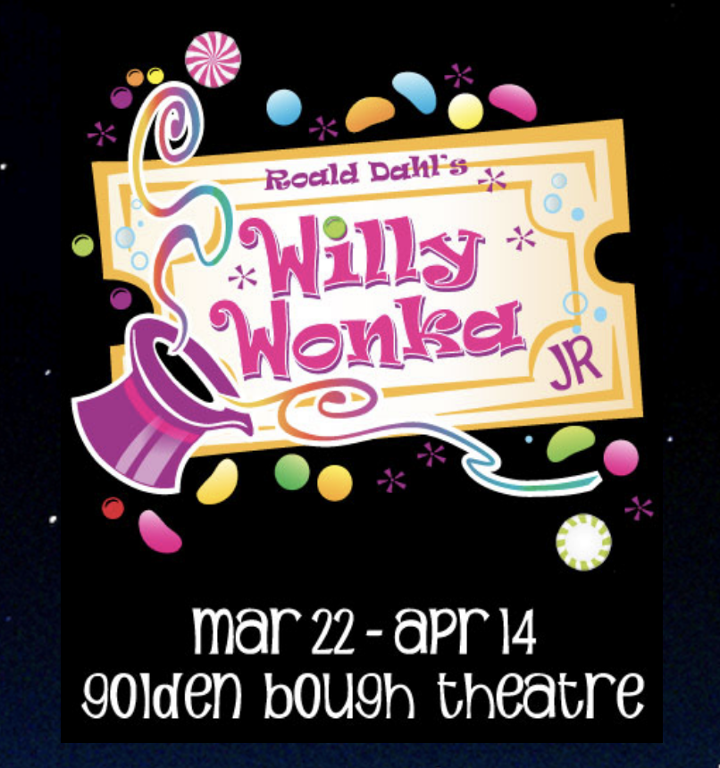 Willie Wonka at Golden Bough Theater