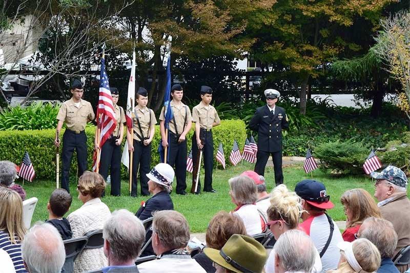 Veteran's Day Carmel
