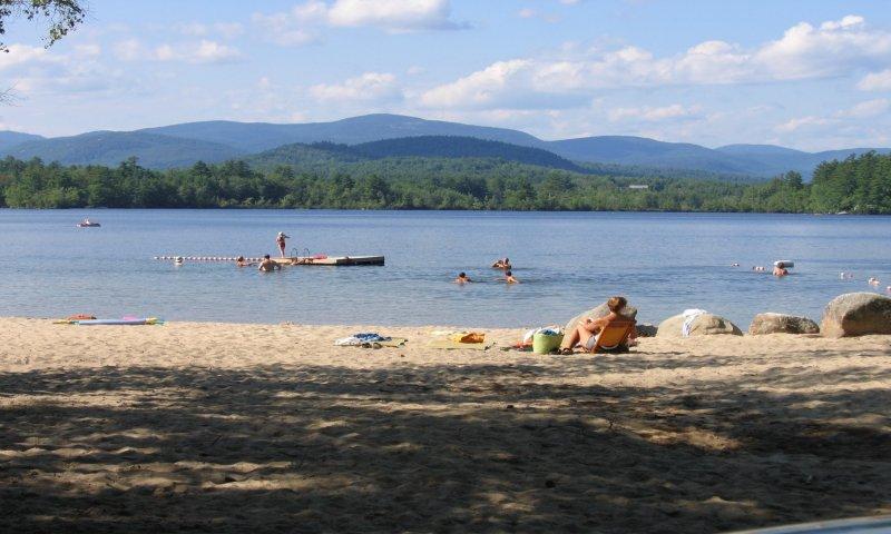 kezar lake swimming