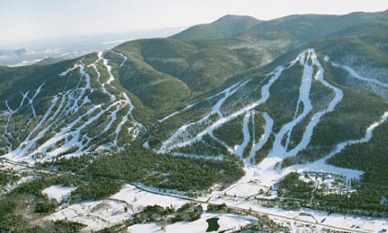 view of attitash mountain