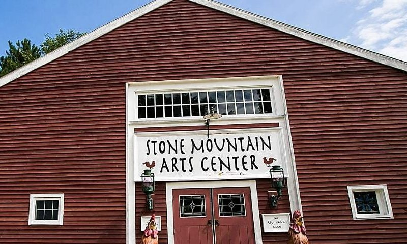 stone mountain arts center