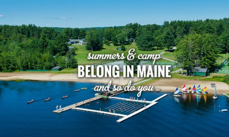 summer camps maine