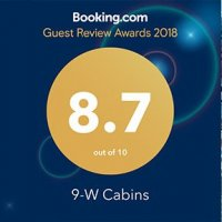 Booking.com Guest Review Award 2018 8.7