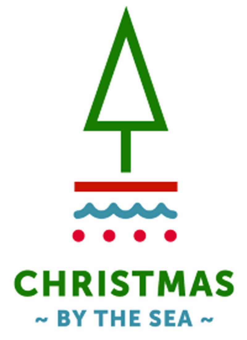 logo of Christmas by the Sea