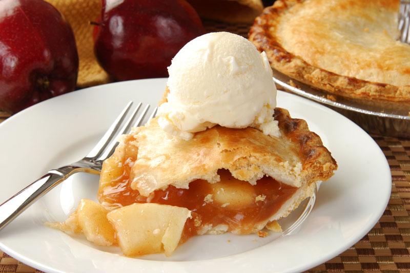 Apple Pie Alamode
