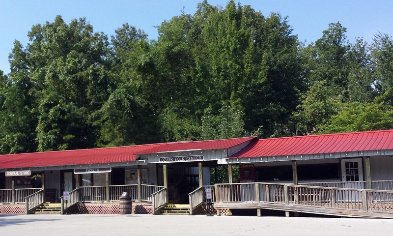 PJ's Lodge Adventures Ozark Folk Center State Park Photo By Brandonrush - Own work, CC BY-SA 4.0, https://commons.wikimedia.org/w/index.php?curid=36384985