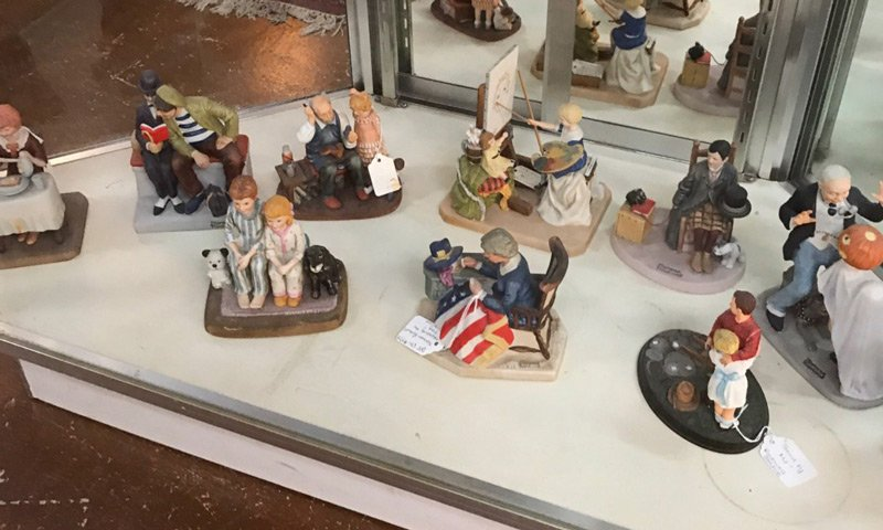 collectible antique figurines