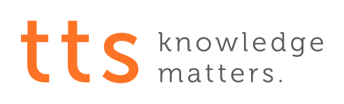Five Moments of Need partners tts knowledge matters logo