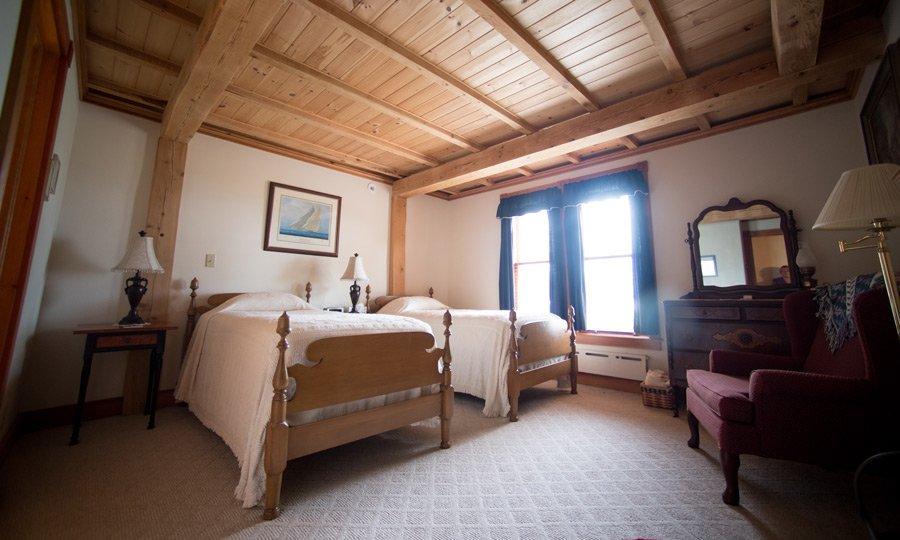 Spouter Inn Chart Room
