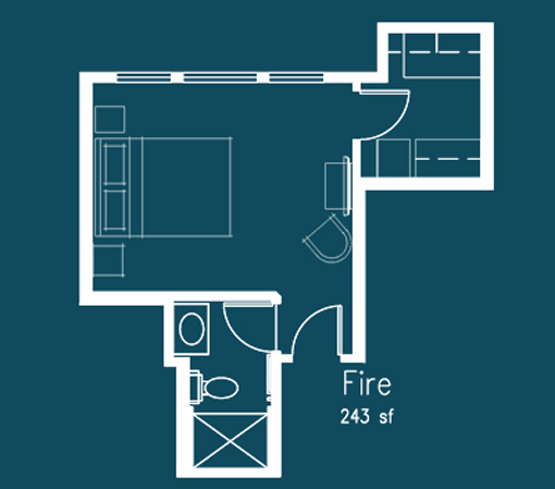 Fire Floor Plan
