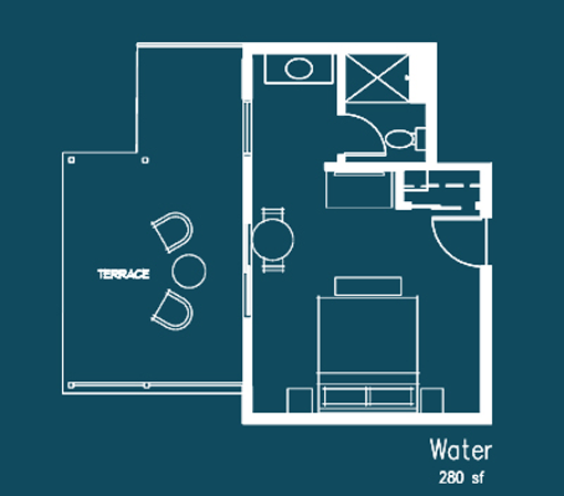 Water Floor Plan