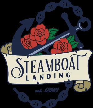 Steamboat Landing Logo