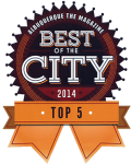 Best of the City 2014