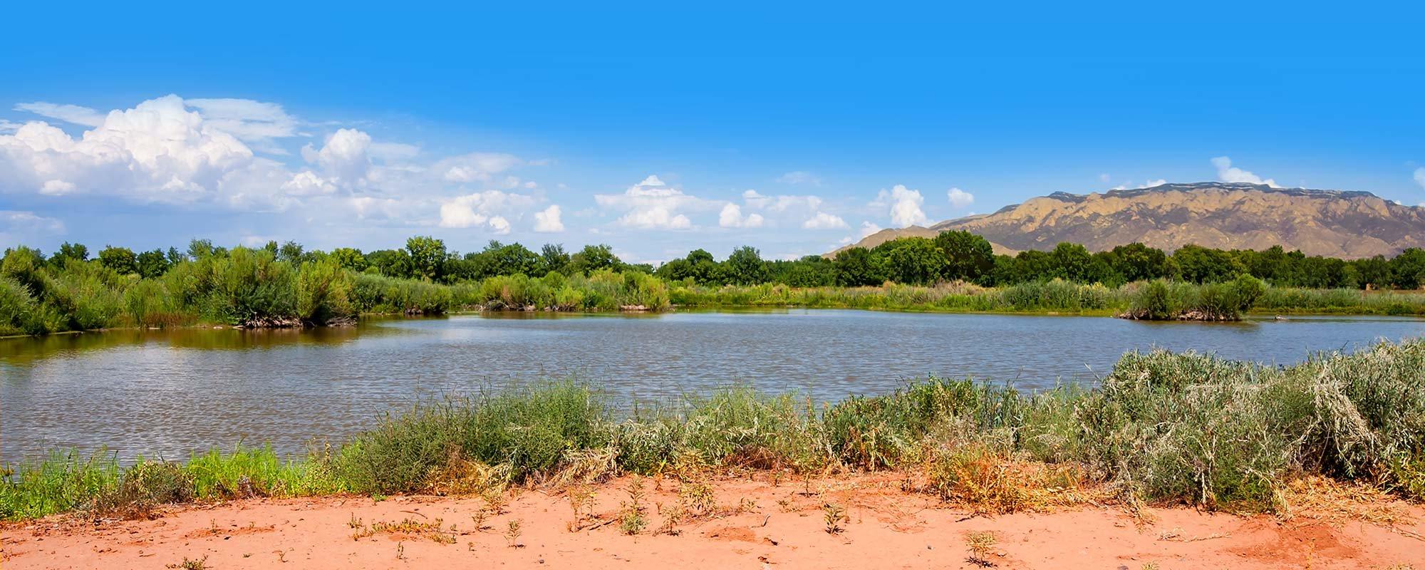 Sandia River Area