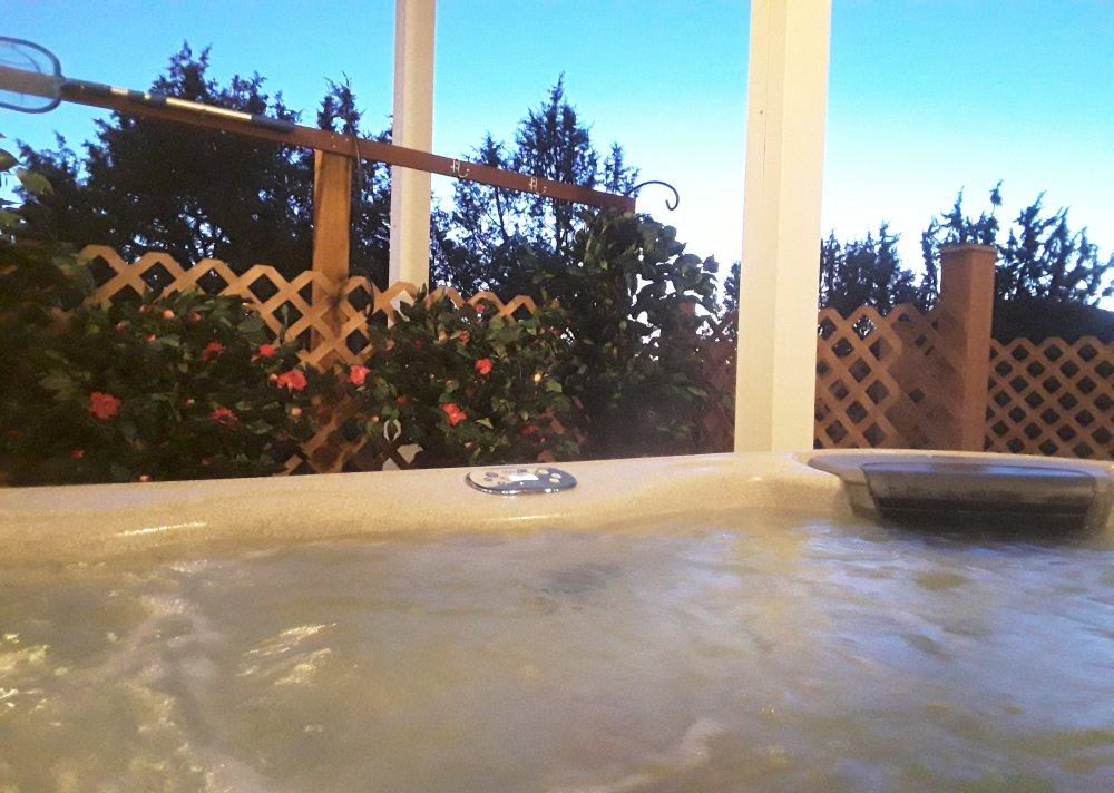 Hot Tub Mineral Spa