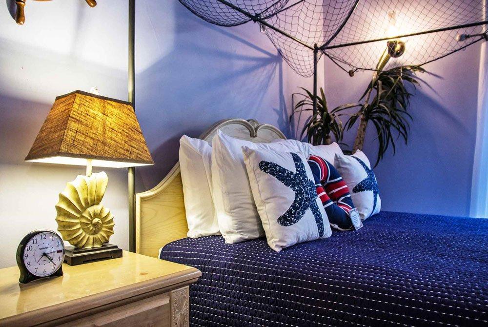 Seaside Retreat Room