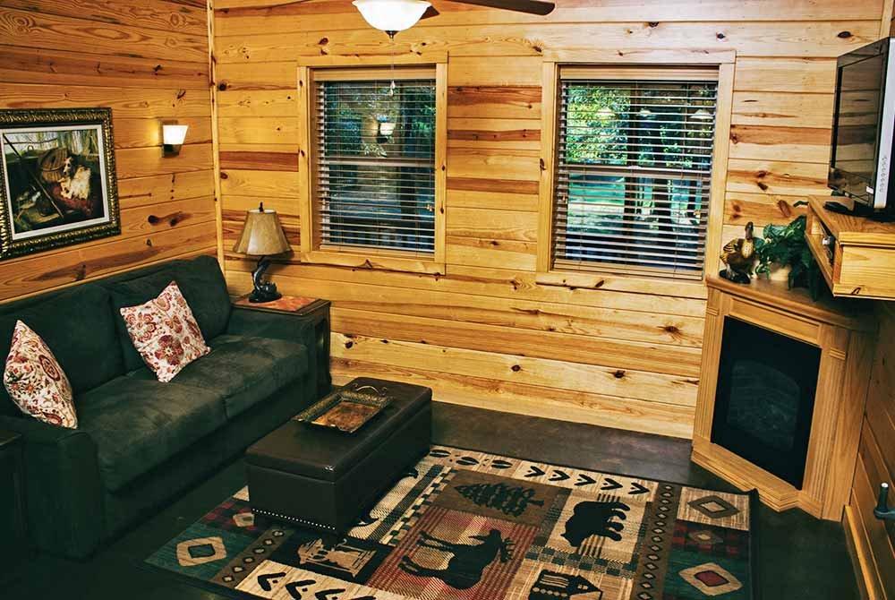 Caddo Ridge Cabin