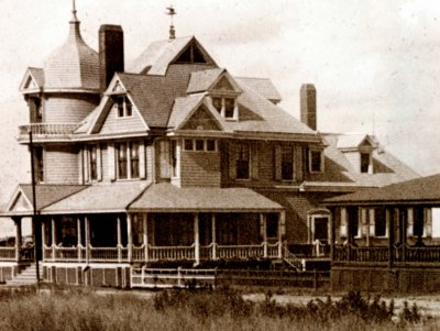 Historic Image of The Williams Cottage Inn